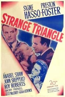 Ver película Strange Triangle