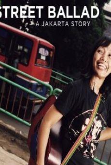 Película: Street Ballad: A Jakarta Story