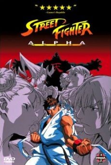 Street Fighter Zero on-line gratuito
