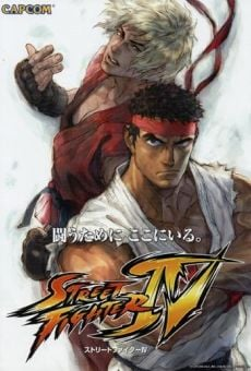 Película: Street Fighter IV: The Ties That Bind