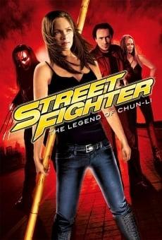 Ver película Street Fighter: La leyenda de Chun-Li