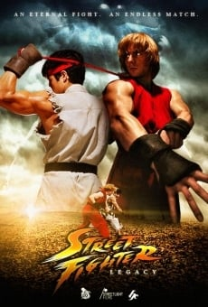 Película: Street Fighter: Legacy