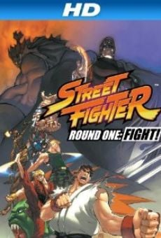Street Fighter: Round One: FIGHT! on-line gratuito