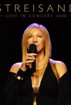 Streisand: Live in Concert online streaming