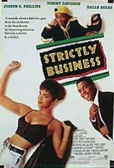 Película: Strictly Business