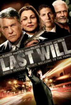 Ver película Su última voluntad