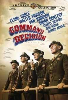 Command Decision on-line gratuito