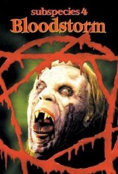 Subspecies 4: Bloodstorm online