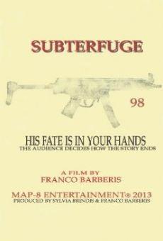 Ver película Subterfuge 98