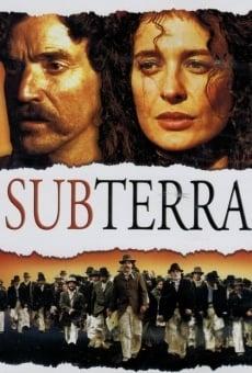 Ver película Subterra