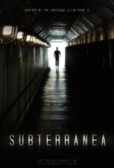 Ver película Subterranea