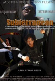 Watch Subterranean online stream