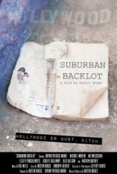 Suburban Backlot online