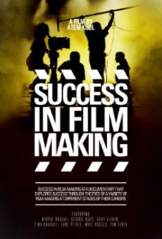 Success in Film Making