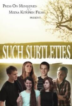 Película: Such Subtleties