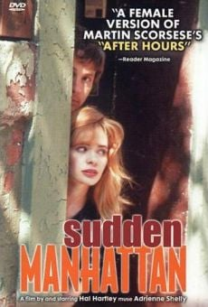 Sudden Manhattan on-line gratuito