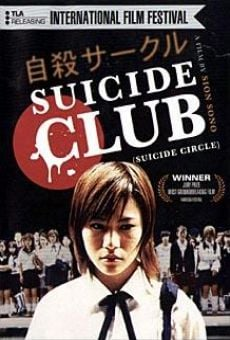 Jisatsu saakuru (aka Suicide Circle) online streaming