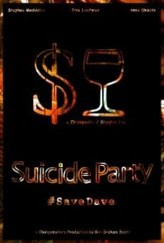Suicide Party #SaveDave