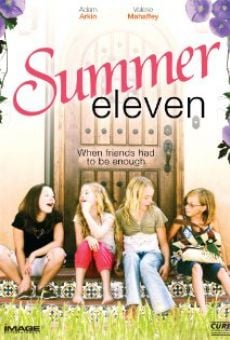Watch Summer Eleven online stream