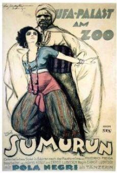 Película: Sumurun