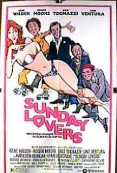 Ver película Sunday Lovers