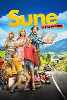 Ver película Sune på bilsemester