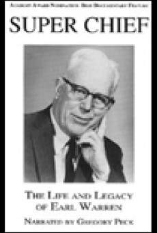 Película: Super Chief: The Life and Legacy of Earl Warren