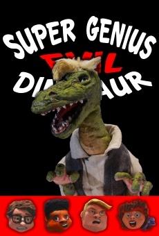 Ver película Super Genius Evil Dinosaur