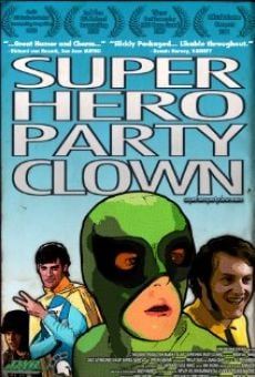 Super Hero Party Clown online