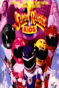 Super Ranger Kids on-line gratuito