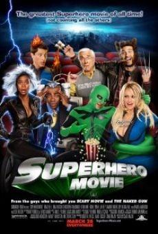 Film de super-héros en ligne gratuit
