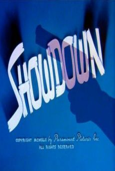 Famous Studios Superman: Showdown on-line gratuito