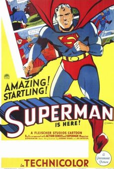 Max Fleischer Superman: The Mad Scientist on-line gratuito