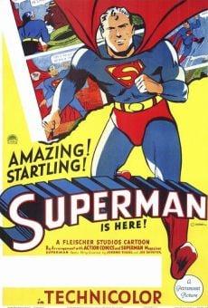 Superman: El científico loco online