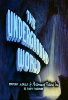 Famous Studios Superman: The Underground World on-line gratuito