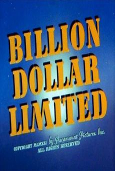 Max Fleischer Superman: Billion Dollar Limited