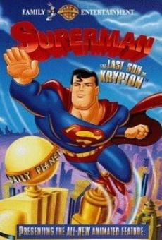 Ver película Superman: El último hijo de Krypton