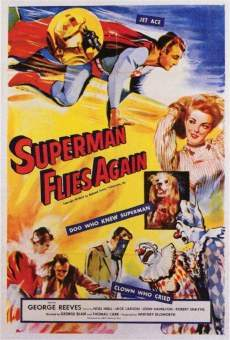 Superman Flies Again on-line gratuito
