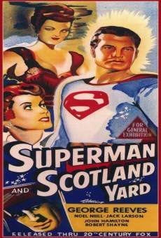 Ver película Superman in Scotland Yard