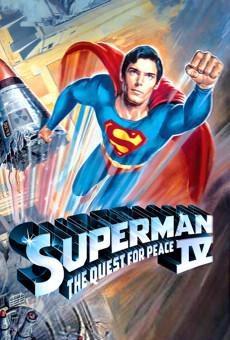 Superman IV: The Quest for Peace on-line gratuito