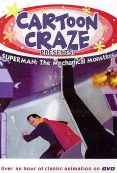 Max Fleischer Superman: The Mechanical Monsters online free