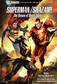 Superman/Shazam!: The Return of Black Adam online gratis