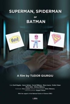 Superman, Spiderman sau Batman on-line gratuito