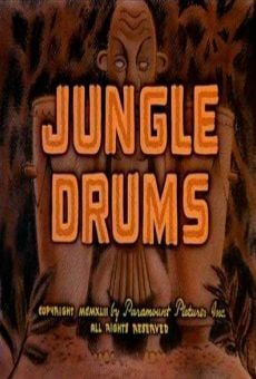 Famous Studios Superman: Jungle Drums online