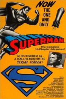 Superman en ligne gratuit