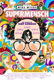 Supermensch: The Legend of Shep Gordon online streaming