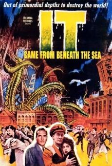 Ver película Surgió del fondo del mar