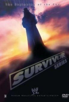 Survivor Series gratis