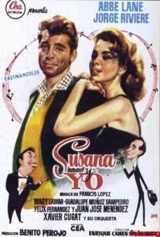 Ver película Susana y yo