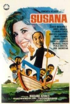 Ver película Susana